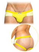 Modus Vivendi - Animal Jockstrap - Yellow