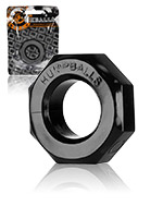 Oxballs Humpballs Cock Ring - Black