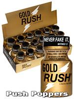 BOX GOLD RUSH - 18 x GOLD RUSH