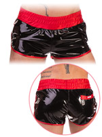Short Berry - Black/Red