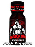 BEARS OWN STRONG AROMA