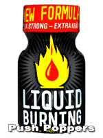 LIQUID BURNING small