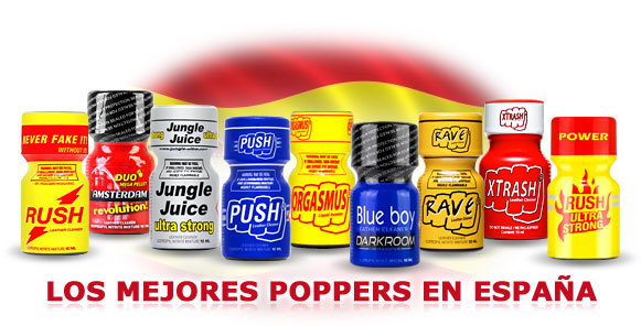 Tienda Poppers